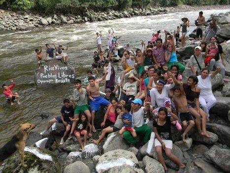 """We Need the River to be Free"": Activists Fight the Privatization of Colombia's Longest River 