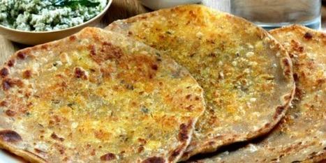SOYA PARATHA RECIPE | Recipes Zone | Scoop.it