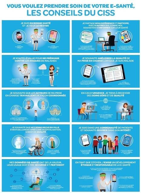 Prendre soin de votre e-santé avec le CISS | De la E santé...à la E pharmacie..y a qu'un pas (en fait plusieurs)... | Scoop.it