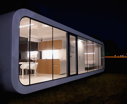 Coodo Modular Units | Building(s) Homes & Cities | Scoop.it