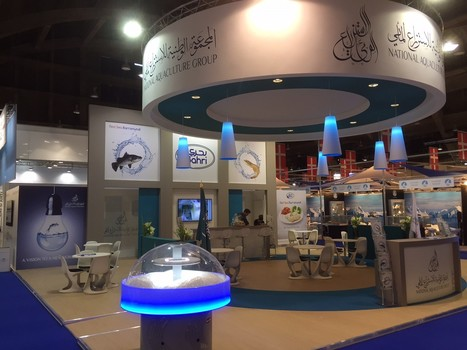 National Aquaculture Group (NAQUA) Booth at European Seafood Expo 2015 | National Aquaculture Group (NAQUA) | Scoop.it