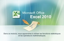 Module Excel par Onlineformapro | c2i | Scoop.it