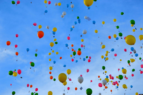 Trending in Fashion: Helium and Hot Air - Huffington Post | CLOVER ENTERPRISES ''THE ENTERTAINMENT OF CHOICE'' | Scoop.it