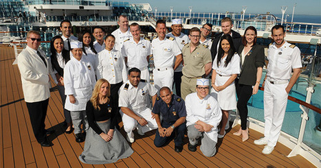 """Princess Cruises to Star in ITV Documentary """"The Cruise""""   Cruise Industry Trends   Scoop.it"""
