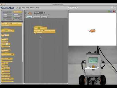 Robotics with Enchanting and LEGO® NXT - Tutorials | (I+D)+(i+c): Gamification, Game-Based Learning (GBL) | Scoop.it