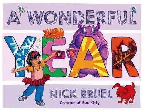 The Nick Bruel Website - Author of Bad Kitty   K-12 School Libraries   Scoop.it