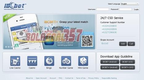 AGEN IBCBET TERPERCAYA | Agen Judi Bola Casino Poker Togel Online Terpercaya | Bandar Judi Online Terpercaya | Scoop.it