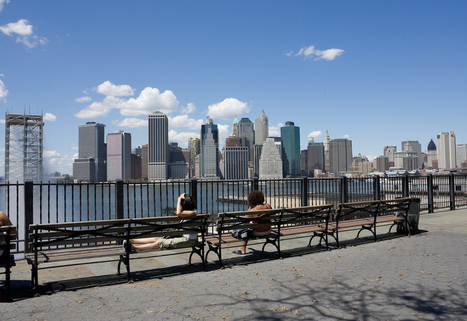 Brooklyn Heights Promenade em Nova Iorque | Nova York | Scoop.it