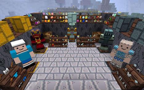 Adventure Time Texture Pack 1.6.2 | Minecraft 1.6.2 Texture Packs | Scoop.it