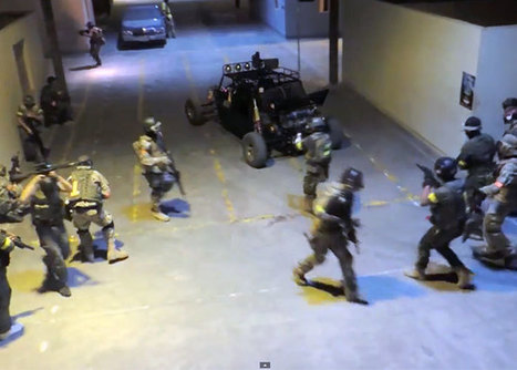 A Look Inside GamePod Combat Zone | Popular Airsoft | Airsoft Showoffs | Scoop.it