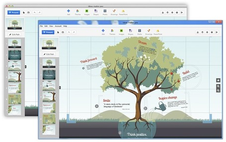 Prezi Desktop - use Prezi offline | Technology and More | Scoop.it