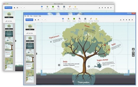 Prezi Desktop - use Prezi offline | Into the Driver's Seat | Scoop.it