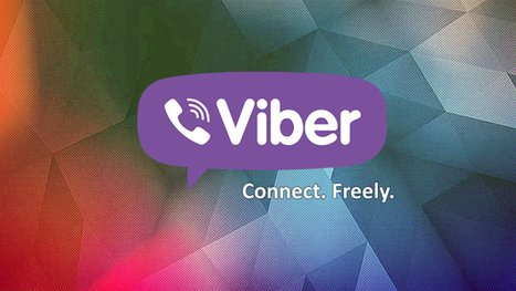 Download Viber for iPhone with free calls and text - The Gamer Headlines | Digital-News on Scoop.it today | Scoop.it