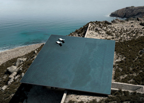 Mirage house by Kois Architects to feature rooftop infinity pool | Form, Structure & Complex Geometry Innovations | Scoop.it