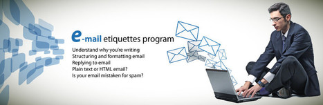 The must know business email etiquette for developing executive presence   SKILLDOM For E-Learning   Scoop.it