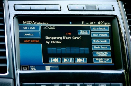 Ford Sync Drivers with iPhones Can Control MOG's Music with Voice, Dashboard | Music business | Scoop.it