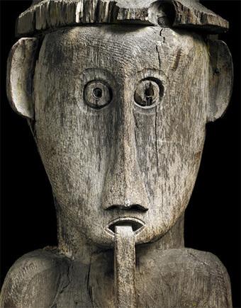 Aux gardiens des maisons longues : une introduction aux arts Dayak | Détours des Mondes | Centro de Estudios Artísticos Elba | Scoop.it