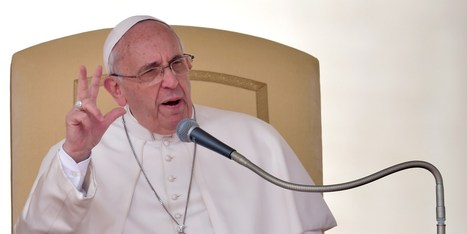 Pope Francis Says Marriage Between Man And Woman As Icon Of God's Love - Huffington Post | Marriage | Scoop.it