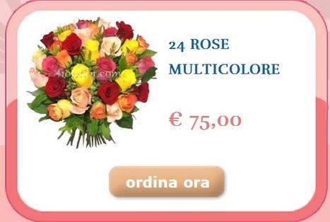 Invia fiori online con fioriflor | fiori multicolore e consegna piante | Invia fiori | Scoop.it