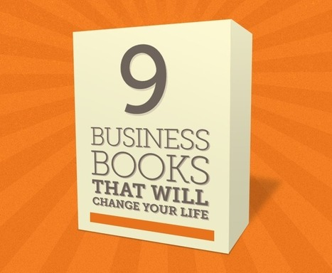 9 Business Books That Will Change Your Life | StartUP Times | Scoop.it
