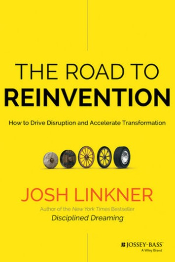 The Simple Secret to Reinvention | Knowledge Broker | Scoop.it