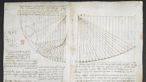 La Biblioteca Británica digitaliza manuscritos del Beato de Liébana y Leonardo da Vinci | Bibliotecno | Scoop.it