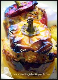 Rifatte senza glutine: peperoni ripieni alla Micò | senza glutine | Scoop.it
