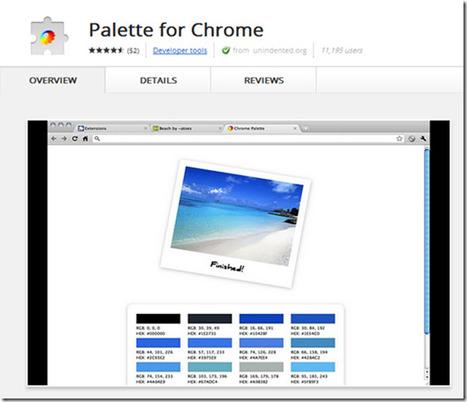 25+ Best Google Chrome Extensions for Web Design Students | Le Top des Applications Web et Logiciels Gratuits | Scoop.it