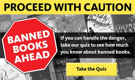 Banned Books Quiz | Beyond the Stacks | Scoop.it