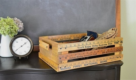 Repurposed DIY Wooden Crate Projects for Home | DIY and Crafts | Scoop.it