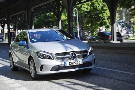300 Mercedes-Benz Fahrzeuge von car2go verfügbar | Bilpool | Scoop.it