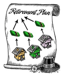Funding Your Retirement with Income Property | Rental4income : Real estate investing | Scoop.it