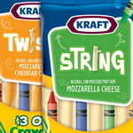 Kraft's Cheese Brands Now Look Like Crayola Products | timms brand design | Scoop.it