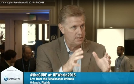 The mavericks of Big Data | #pworld15 - SiliconANGLE (blog) | Big Data in Manufacturing Today | Scoop.it