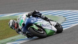 Progress at Jerez hindered by weather | MotoGP World | Scoop.it
