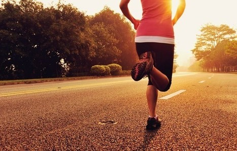 Going the Distance: How Improving Your Health Helps Improve Your Bottom Line | small business | Scoop.it