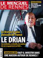 Le Mensuel de Rennes N°144   Vient d'arriver - Vient de paraître   Scoop.it