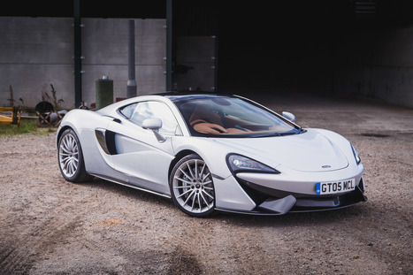 2016 McLaren 570GT Review - Brutally Quick | Motor Verso Car News | Scoop.it