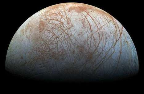 Jupiter's moon Europa   Geology   Scoop.it