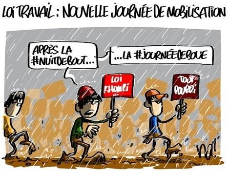 #nuitdebout - na! dessinateur | Dessinateurs de presse | Scoop.it