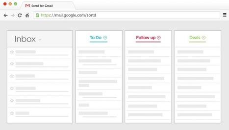 Ces 16 outils changeront votre façon d'utiliser Gmail   Digital 909   Scoop.it