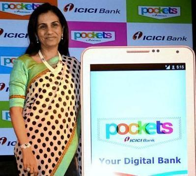 ICICI Bank rolls out e-wallet Pockets | ICICI | Scoop.it