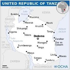 Tanzania - Wikipedia, the free encyclopedia | denney geo 160 | Scoop.it