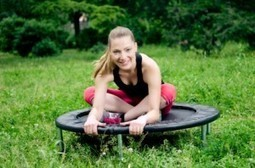 Rebounding - How to Bounce Your Way to Better Health - Ask Dr. Maxwell ... | Healing Chronic Pain & Disease | Scoop.it