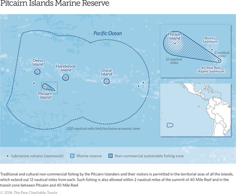 Pew Applauds United Kingdom's Designation of Pitcairn Islands Marine Reserve | Marine Conservation Research | Scoop.it