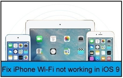 How to fix iPhone Wi-Fi not working in iOS 9 | How to blog,seo,Tips And Tricks,Blogger,Wordpress,Website,Google,Doc | Scoop.it