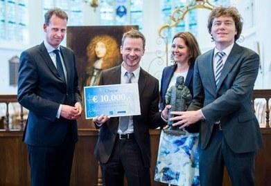 Thomas Buser wint de Christiaan Huygens wetenschapsprijs voor economische wetenschappen | KNAW-Nieuws | Scoop.it
