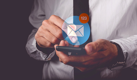 Survey: Email Is Evolving And Time Spent With It Growing | Consumer Empowered Marketing | Scoop.it