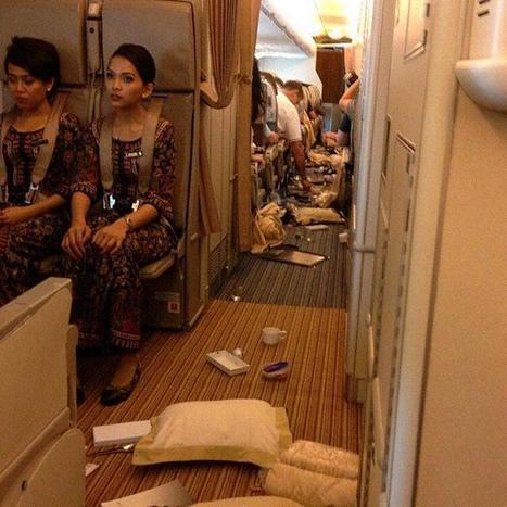 Twitter / FresaRiveraa: Singapore Airlines Airbus ... | The future flight attendant :-) | Scoop.it