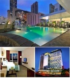 The Stylish Kuala Lumpur hotel in Bukit Bintang Area of Malaysia. | Hotel in Asia | Scoop.it